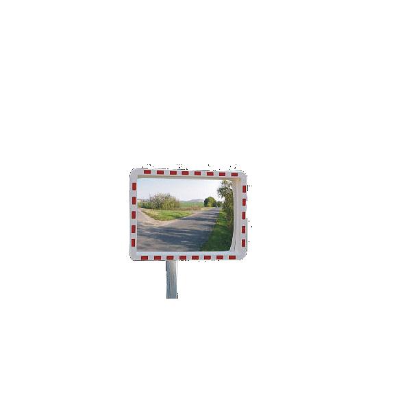 Obdélníkové zrcadlo 400x600