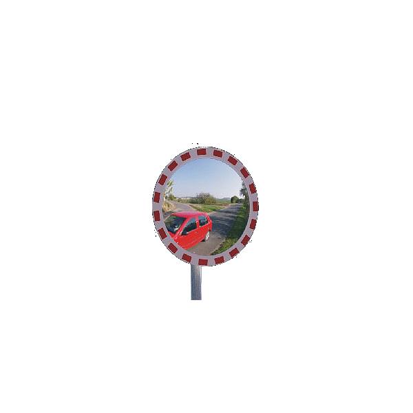Kruhové zrcadlo 600